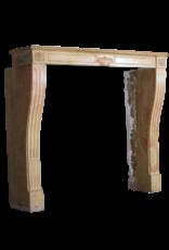 The Antique Fireplace Bank Französisch Zweifarbig Reclaimed Kaminverkleidung