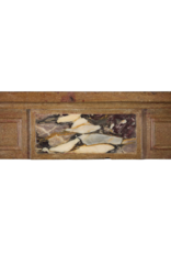 The Antique Fireplace Bank Cosy Stylish French Vintage Fireplace Surround