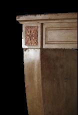 The Antique Fireplace Bank Gemütliche Stilvolle Französisch Jahrgang Kaminmaske