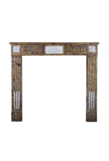The Antique Fireplace Bank Chique French Marble Fireplace Surround