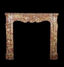 Rich Französisch Pompadour Stil Kamin