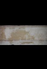Französisch Landstil Kalkstein Antike Kaminmaske