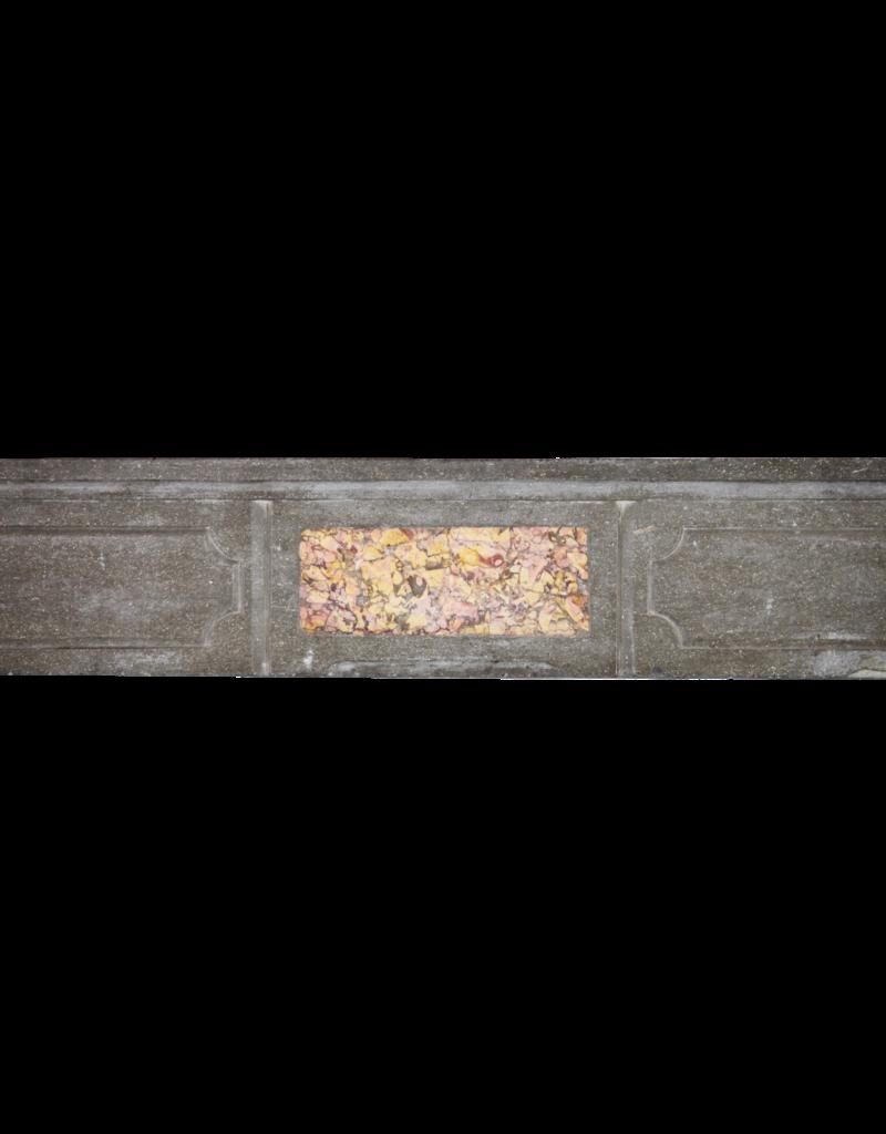Bicolor Antiguo Francés Surround Piedra