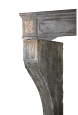 Bicolor French Antique Stone Surround