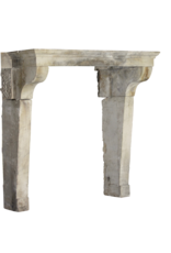 The Antique Fireplace Bank French Country Limestone Antique Fireplace Surround