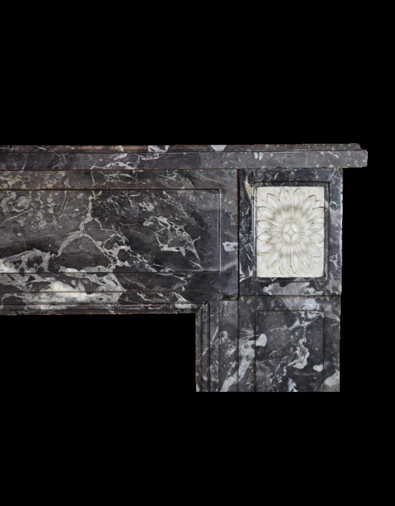 Klassische Belgische Marmor Kaminmaske