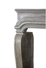 The Antique Fireplace Bank Fine Classic French Antique Stone Fireplace Surround