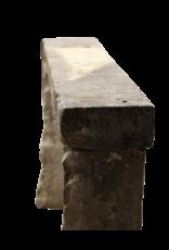 Maison Leon Van den Bogaert Antique Fireplaces & Vintage Architectural Elements Francés Rústico De Piedra Caliza Chimenea Surround