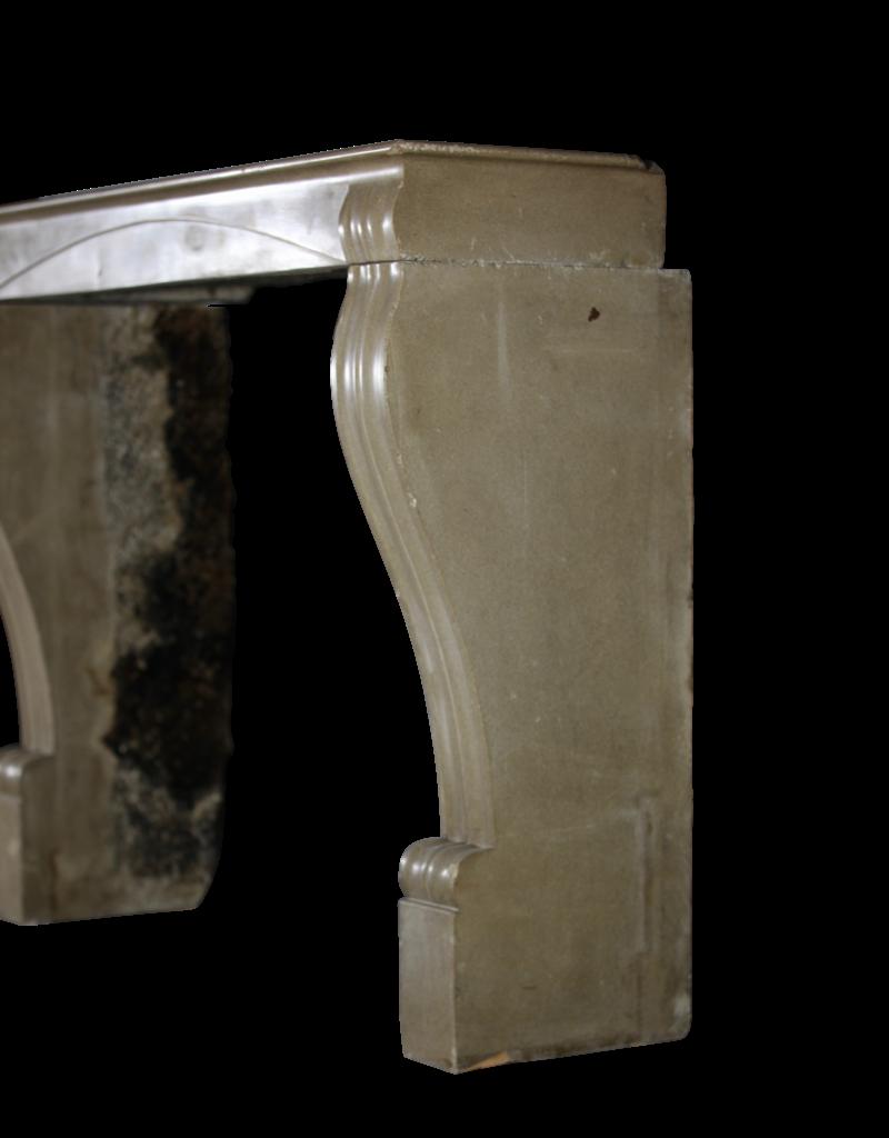 Art Deco Chimenea De Piedra Surround