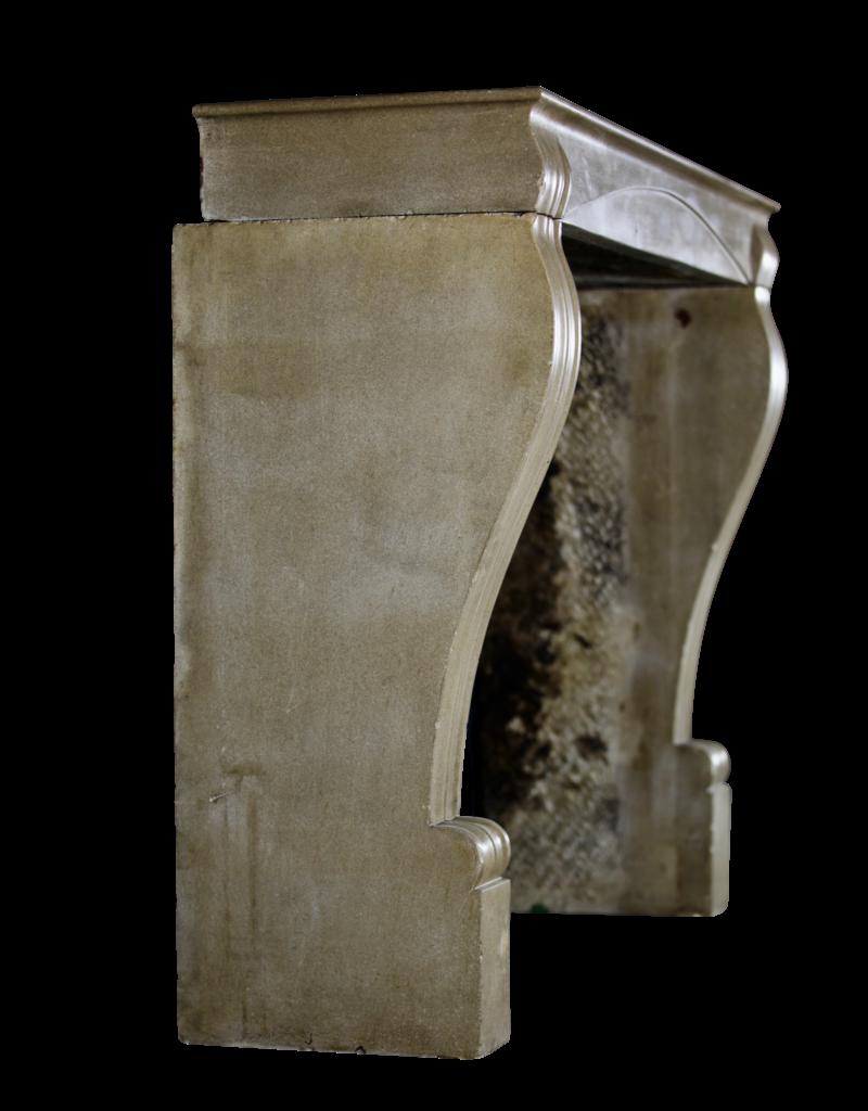 The Antique Fireplace Bank Art Deco Chimenea De Piedra Surround