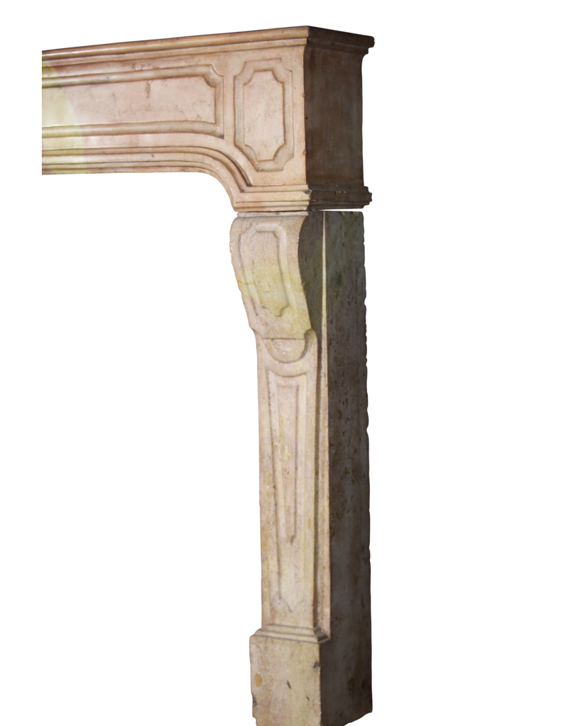 The Antique Fireplace Bank 18Th Century Fine French Fireplace In Hard Stone