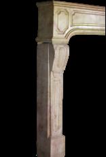 18. Jahrhundert Feine Französisch Kamin In Hartstein
