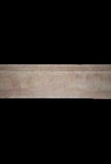 Inusual Del Siglo 19 Duro Francesa Chimenea De Piedra Envolvente De La Vendimia