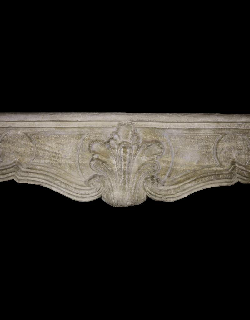 The Antique Fireplace Bank Französisch Klassiker Kalkstein Kaminmaske