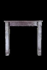Französisch Rustikale Kaminmaske Mit Ursprünglichem Patina
