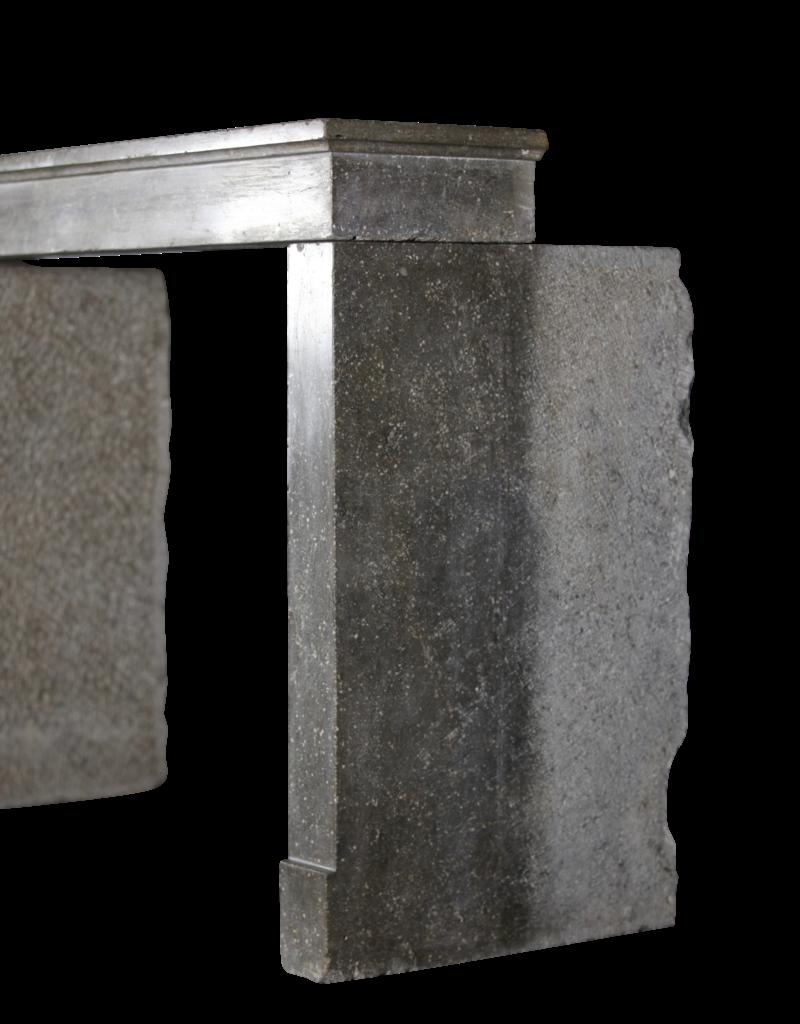 Französisch Burgund Antike Kaminverkleidung