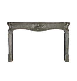 Strong 18Th Century French Antique Fireplace Surround