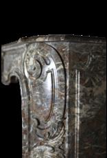 The Antique Fireplace Bank Außergewöhnliche Breite Klassische Belgische Antike Kamin Maske