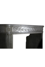 Grand 18Th Century French Vintage Fireplace Surround