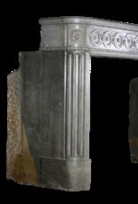 The Antique Fireplace Bank Groß 18. Jahrhundert Französisch Jahrgang Kamin Maske