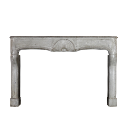 Grand 18Th Century French Antique Fireplace Surround