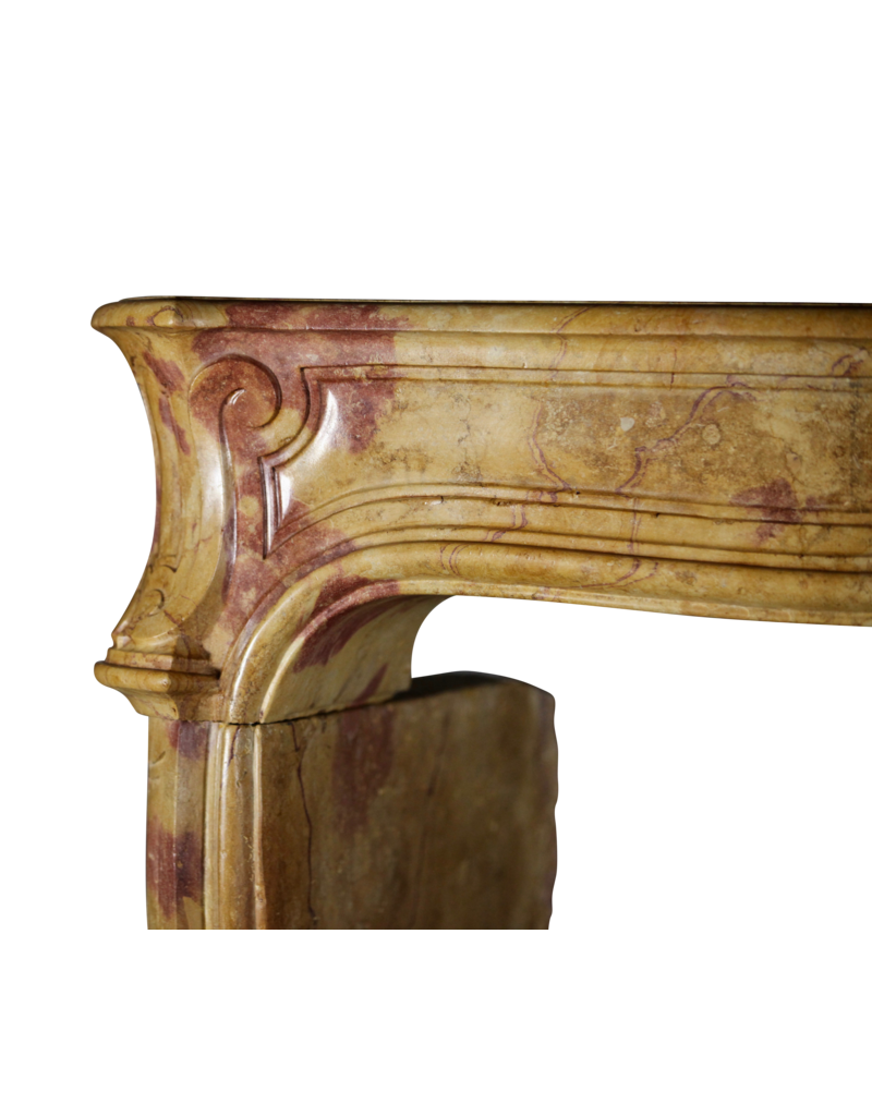 The Antique Fireplace Bank Created By Nature French Chique Limestone Fireplace Surround
