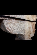Groß 16. Jahrhundert Französisch Landstil-Art-Antike Kamin Maske