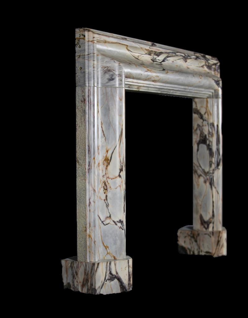 The Antique Fireplace Bank Bolection Chimenea De Mármol De Sonido Envolvente