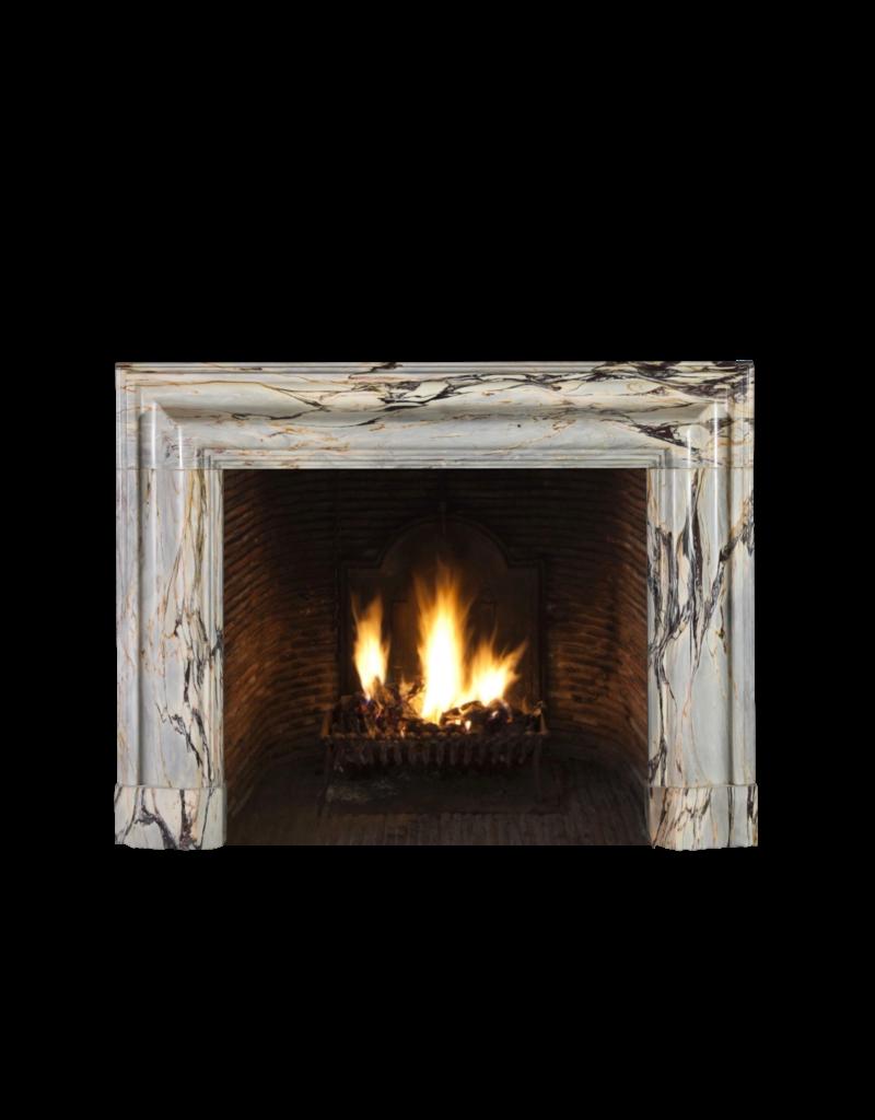 Maison Leon Van den Bogaert Antique Fireplaces & Vintage Architectural Elements Bolection Marmor Kamin Maske