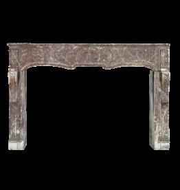 The Antique Fireplace Bank Groß 18. Jahrhundert Französisch Landstil Antike Kamin Maske