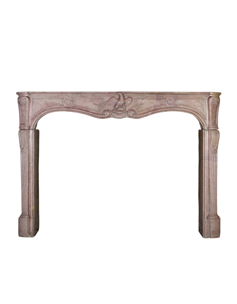 The Antique Fireplace Bank 18Th Century Period Chique French Fireplace Surround