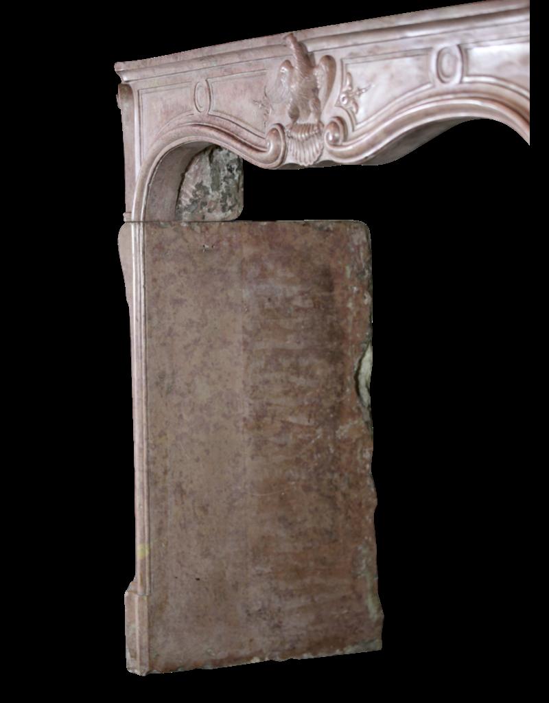 The Antique Fireplace Bank 18. Jahrhundert Periode Chique Französisch Kamin Maske