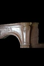 Maison Leon Van den Bogaert Antique Fireplaces & Vintage Architectural Elements 18. Jahrhundert Periode Chique Französisch Kamin Maske