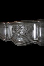 The Antique Fireplace Bank Directoire Periode Französisch Jahrgang Kamin Maske