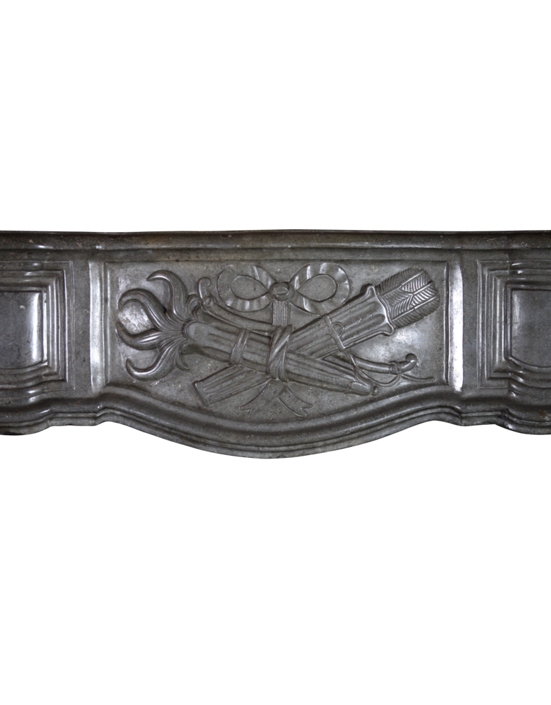 The Antique Fireplace Bank Directoire Period French Vintage Fireplace Surround