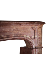 Large French 18Th Century Period Fireplace Surround
