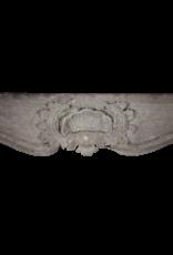 18. Jahrhundert Italienische Perle Jahrgang Kamin Maske