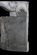 Starker Regentschaft Period Stein Kamin Maske