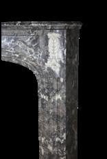 Chique Belgian 18Th Century Vintage Fireplace Mantel