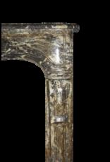 Pequeño Belga Antiguo Chimenea