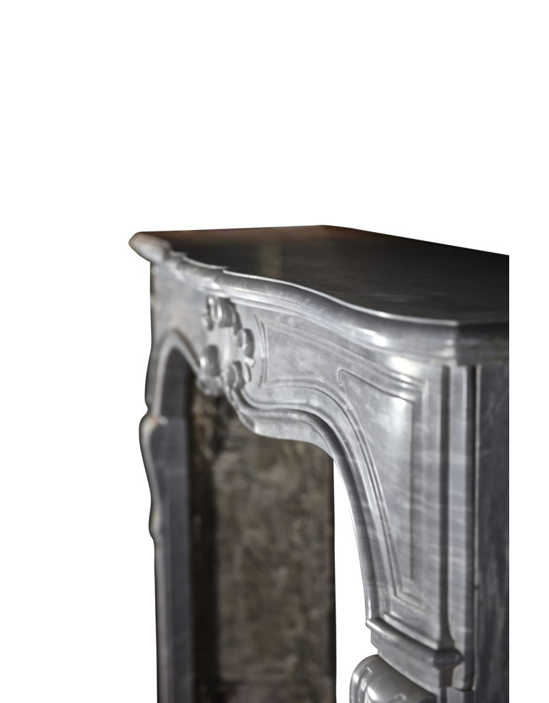 Fine Classic French Vintage Marble Fireplace Surround