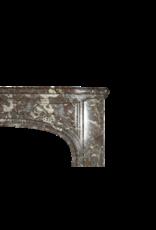 The Antique Fireplace Bank Kleine Französisch 18. Jahrhundert Periode Marmor Kamin Maske