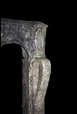18. Jahrhundert Chique Italienisch Kamin Maske