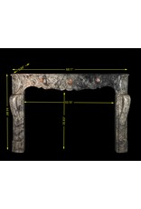 The Antique Fireplace Bank 18Th Century Chique Italian Fireplace Surround