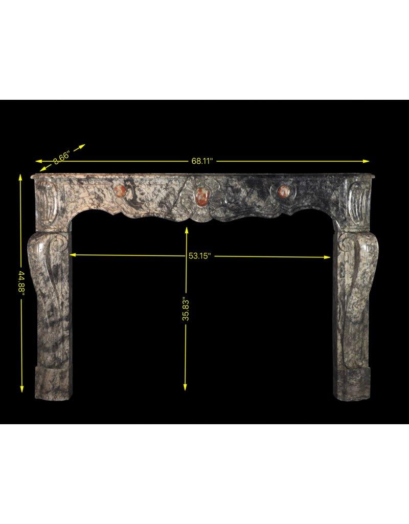 The Antique Fireplace Bank 18. Jahrhundert Chique Italienisch Kamin Maske