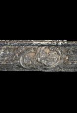 Mármol Gran Belga Antiguo Chimenea