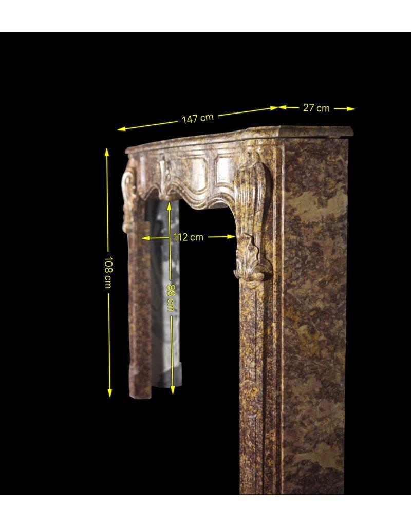Super Interior Des 18. Jahrhunderts Marmor Kamin Verkleidung