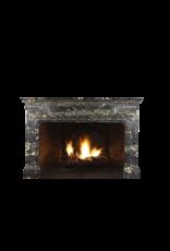 Biedermeier Period Antique Fireplace Surround In Port D'or Marble