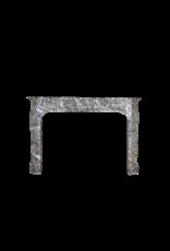 The Antique Fireplace Bank Belgischen 18. Jahrhundert Ardennen Marmor Kamin Maske