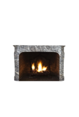 Belgian 18Th Century Ardennes Marble Fireplace Surround